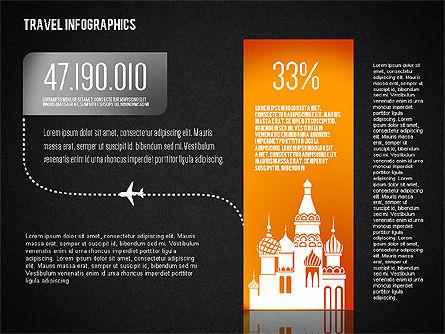 Travel Infographics, Slide 14, 01650, Business Models — PoweredTemplate.com
