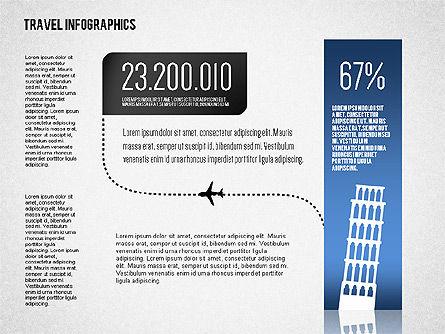 Travel Infographics, Slide 3, 01650, Business Models — PoweredTemplate.com