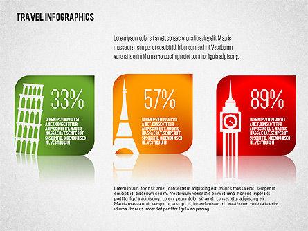 Travel Infographics, Slide 5, 01650, Business Models — PoweredTemplate.com