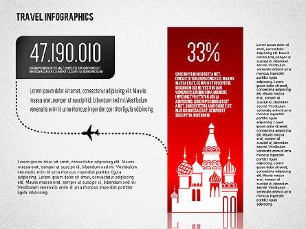 Travel Infographics, Slide 6, 01650, Business Models — PoweredTemplate.com