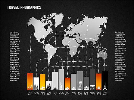 Travel Infographics, Slide 9, 01650, Business Models — PoweredTemplate.com