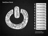 Chalk Style Shapes#10
