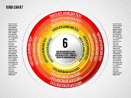 Ring Chart Toolbox, Slide 3, 01662, Stage Diagrams — PoweredTemplate.com