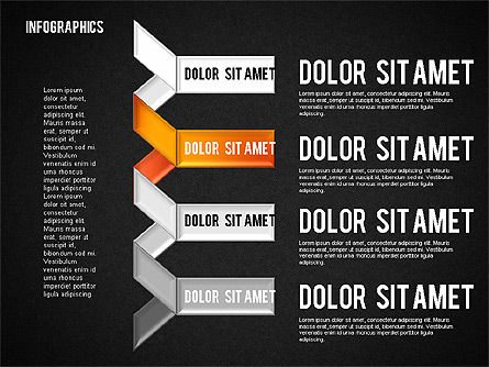 Diagrams Set, Slide 13, 01664, Business Models — PoweredTemplate.com