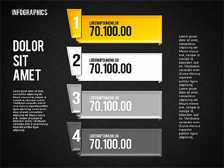 Diagrams Set, Slide 16, 01664, Business Models — PoweredTemplate.com