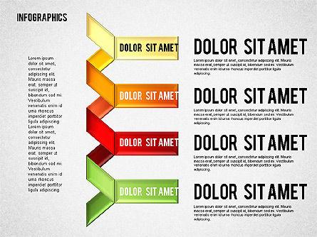 Diagrams Set, Slide 5, 01664, Business Models — PoweredTemplate.com