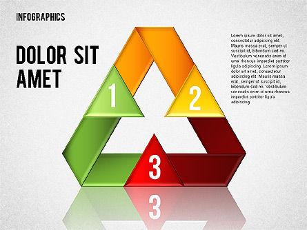 Diagrams Set, Slide 6, 01664, Business Models — PoweredTemplate.com