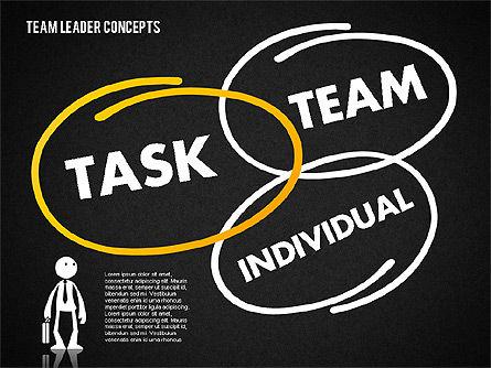 Coaching Concept Diagram, Slide 11, 01669, Business Models — PoweredTemplate.com