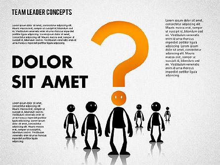 Coaching Concept Diagram, Slide 7, 01669, Business Models — PoweredTemplate.com