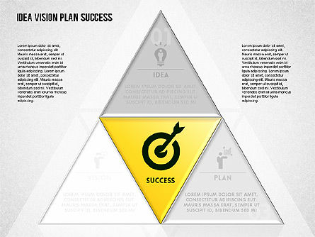 Stage Diagrams: Success Planning Diagram #01671