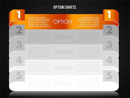 Stripe Options Diagram, Slide 16, 01674, Stage Diagrams — PoweredTemplate.com