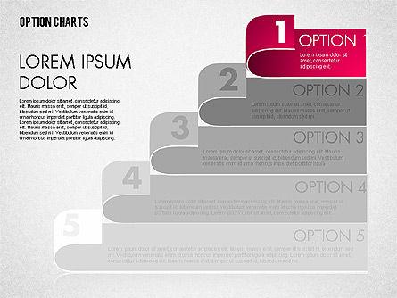 Stripe Options Diagram, Slide 6, 01674, Stage Diagrams — PoweredTemplate.com