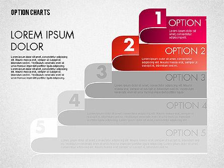 Stripe Options Diagram, Slide 7, 01674, Stage Diagrams — PoweredTemplate.com