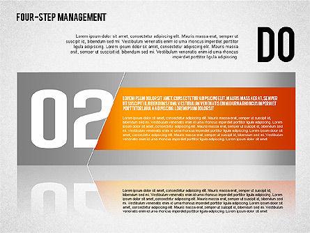 PDCA Cycle, Slide 6, 01676, Process Diagrams — PoweredTemplate.com