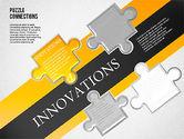 Puzzle Diagrams: High-Tech Puzzle Diagram #01682
