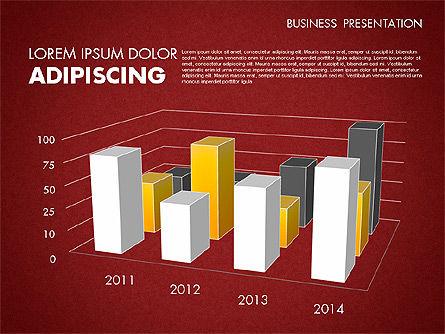 Business Presentation Toolbox, Slide 10, 01686, Presentation Templates — PoweredTemplate.com