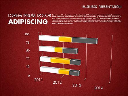 Business Presentation Toolbox, Slide 12, 01686, Presentation Templates — PoweredTemplate.com