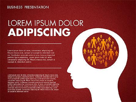 Business Presentation Toolbox, Slide 13, 01686, Presentation Templates — PoweredTemplate.com