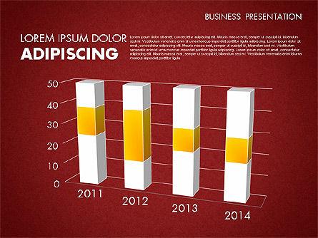 Business Presentation Toolbox, Slide 2, 01686, Presentation Templates — PoweredTemplate.com