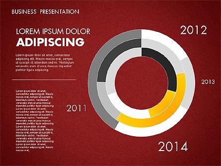 Business Presentation Toolbox, Slide 8, 01686, Presentation Templates — PoweredTemplate.com