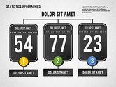 Business Models: Road Statistics Infographics #01689