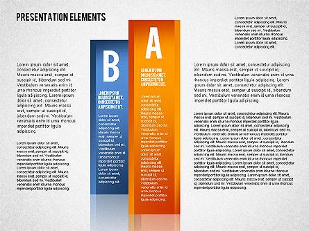 Colorful Columns, Slide 3, 01698, Business Models — PoweredTemplate.com