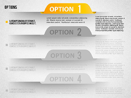 Shapes: Options Banner #01706