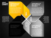Pinwheel Style Process Shapes#11