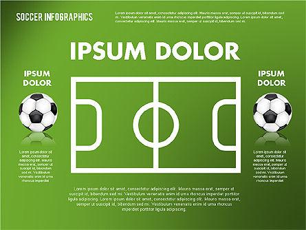 Soccer Infographics, Slide 11, 01717, Presentation Templates — PoweredTemplate.com