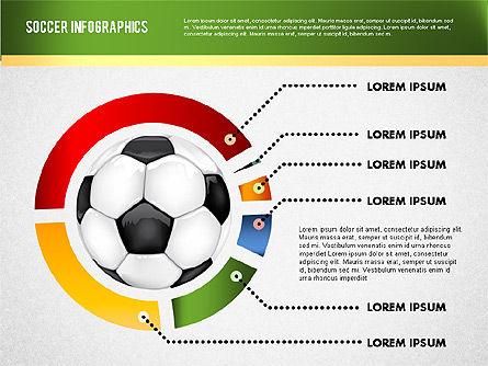 Soccer Infographics, Slide 16, 01717, Presentation Templates — PoweredTemplate.com