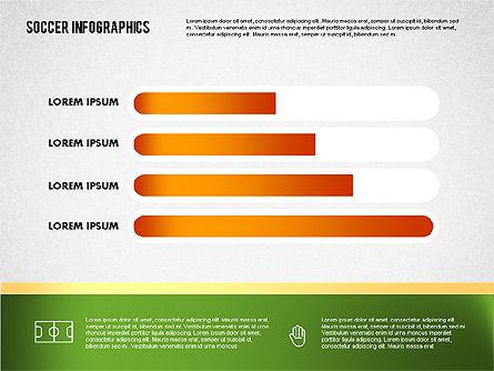 Soccer Infographics, Slide 4, 01717, Presentation Templates — PoweredTemplate.com