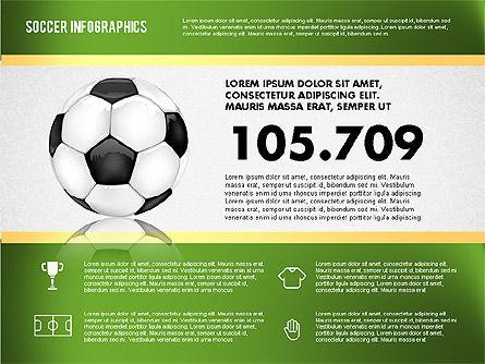 Soccer Infographics, Slide 6, 01717, Presentation Templates — PoweredTemplate.com
