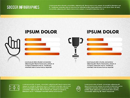 Soccer Infographics, Slide 7, 01717, Presentation Templates — PoweredTemplate.com