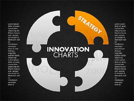 Innovation Puzzle, Slide 10, 01719, Puzzle Diagrams — PoweredTemplate.com