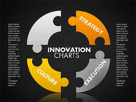 Innovation Puzzle, Slide 12, 01719, Puzzle Diagrams — PoweredTemplate.com