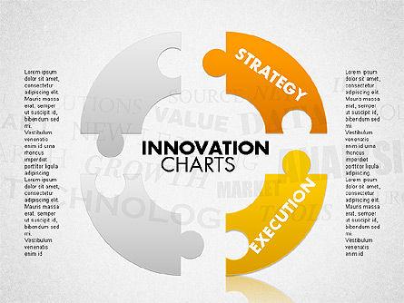 Innovation Puzzle, Slide 3, 01719, Puzzle Diagrams — PoweredTemplate.com