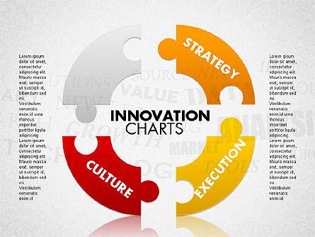 Innovation Puzzle, Slide 4, 01719, Puzzle Diagrams — PoweredTemplate.com