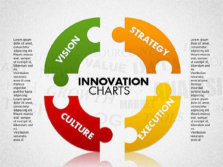 Innovation Puzzle, Slide 5, 01719, Puzzle Diagrams — PoweredTemplate.com