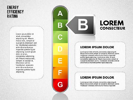 Energy Efficiency Rating, Slide 3, 01721, Business Models — PoweredTemplate.com