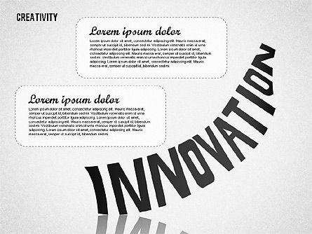 Creativity, Slide 2, 01723, Business Models — PoweredTemplate.com