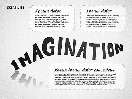 Creativity, Slide 3, 01723, Business Models — PoweredTemplate.com