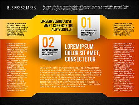 Business Options Stages, Slide 14, 01727, Business Models — PoweredTemplate.com