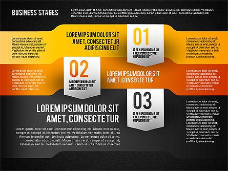 Business Options Stages, Slide 15, 01727, Business Models — PoweredTemplate.com