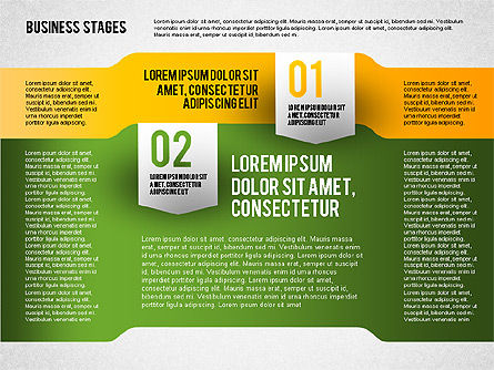 Business Options Stages, Slide 6, 01727, Business Models — PoweredTemplate.com