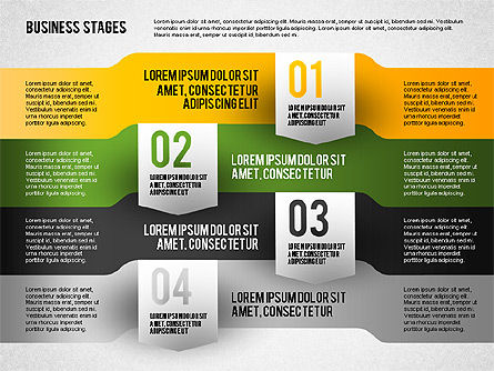 Business Options Stages, Slide 8, 01727, Business Models — PoweredTemplate.com