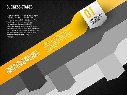 Business Options Stages, Slide 9, 01727, Business Models — PoweredTemplate.com