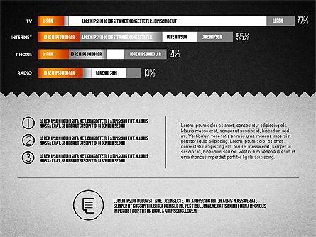 Media Distribution Infographics, Slide 12, 01731, Business Models — PoweredTemplate.com