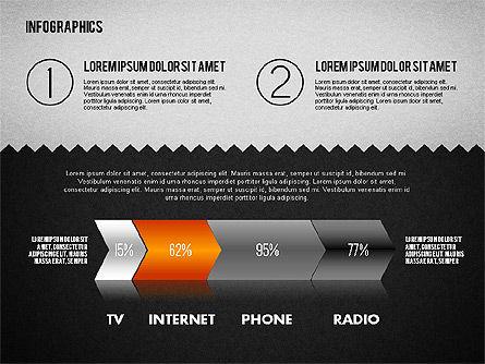 Media Distribution Infographics, Slide 15, 01731, Business Models — PoweredTemplate.com