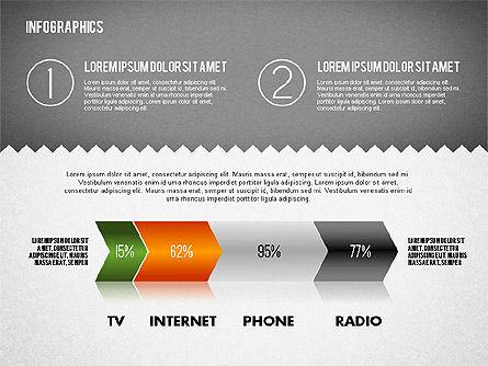 Media Distribution Infographics, Slide 7, 01731, Business Models — PoweredTemplate.com