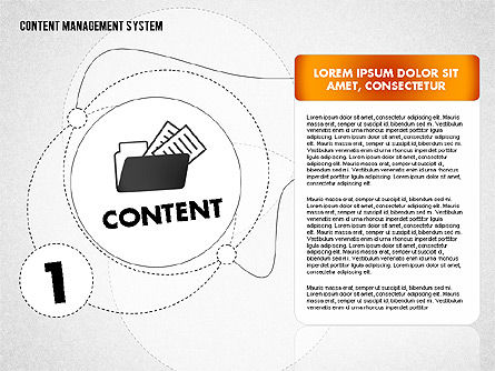 CMS Presentation Template, Slide 2, 01732, Business Models — PoweredTemplate.com